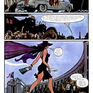 Traumberuf Femme Fatale von George Pichard