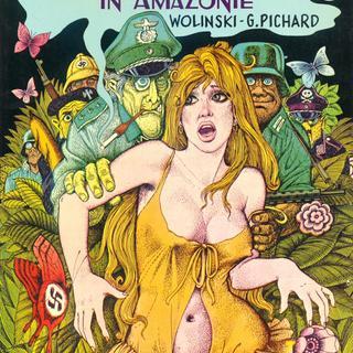Paulette in Amazonie von George Pichard