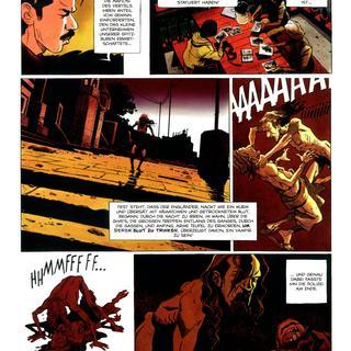 Der Vampir von Benares 1 Die Bestien der Nacht von Georges Bess