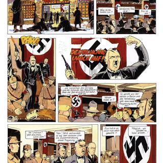 Louis Lerouge 4 Die Tage der Falken von Giroud, Dethoray
