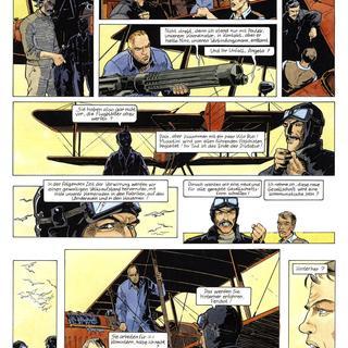 Louis Lerouge 5 Das Rote Geschwader von Giroud, Dethoray