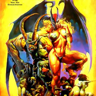 Satanika 1 von Glenn Danzig, Duke Mighten, Simon Bisley