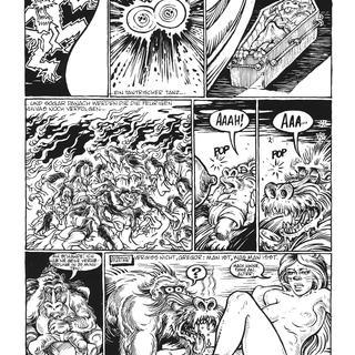 Affenlust von Greg Irons