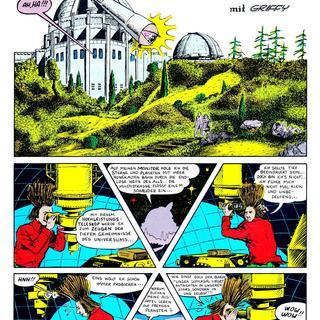 Ausblicke vom Griffith Observatorium von Griffy