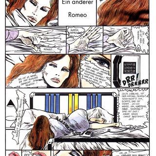 Ein Anderer Romeo von Guido Crepax