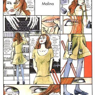 Malina von Guido Crepax