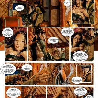 Die Dynastie der Drachen 2 Das Lied des Phoenix von Helene Herbeau, Emmanuel Civiello