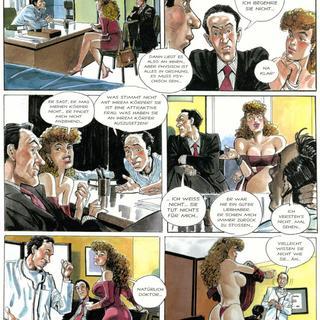 Doctorspiele von Horacio Altuna