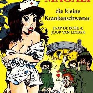 Magali die Kleine Krankenschwester von Jaap de Boer