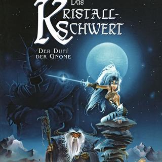 Das Kristallschwert 1 Der Duft der Gnome von Jacky Goupil, Didier Crisse