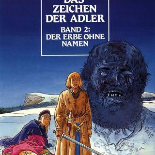 Das Zeichen der Adler 2 Der Erbe ohne Namen von Jean-Charles Kraehn