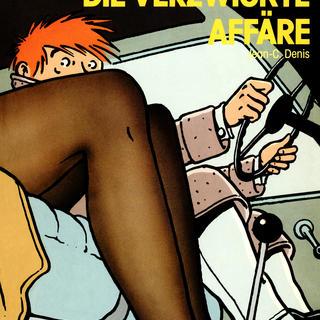 Luc Lamarc Die verzwickte Affaere von Jean-Claude Denis
