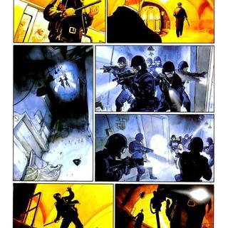 Raubtiere Jaeger der Nacht 3 von Jean Defaux, Enrico Marini