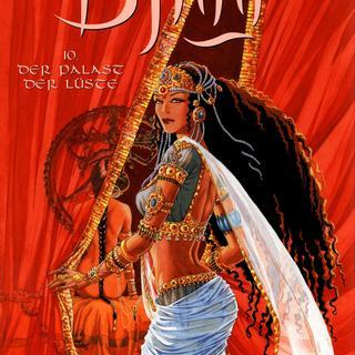 Djinn 10 Der Palast der Lueste von Jean Dufaux, Ana Miralles