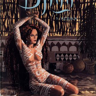 Djinn 5 Afrika von Jean Dufaux, Ana Miralles