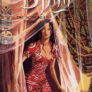 Djinn 6 Die schwarze Perle von Jean Dufaux, Ana Miralles