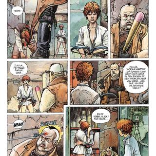 Beatifica Blues 1 von Jean Dufaux, Griffo