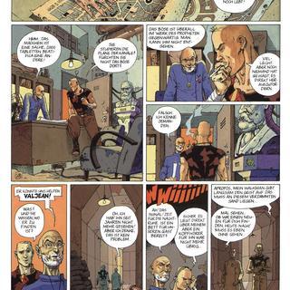 Beatifica Blues 2 von Jean Dufaux, Griffo