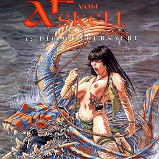 Die Feuer von Askell 1 Die Wundersalbe von Jean-Louis Mourier, Scotch Arleston