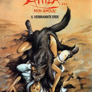 Attila Mon Amour 5 Verbrannte Erde von Jean-Yves Mitton, Franck Bonnet