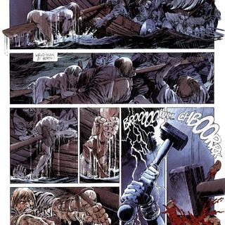 Chronik der Barbaren 4 Die Rckkehr der Wikinger von Jean-Yves Mitton