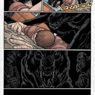 Locke und Key VI Alpha und Omega 3 von Joe Hill, Gabriel Rodriguez