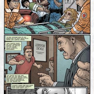 Locke und Key VI Alpha und Omega 1 von Joe Hill, Gabriel Rodriguez