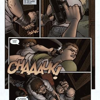 Locke und Key I Willkommen in Lovecraft 6 von Joe Hill, Gabriel Rodriguez