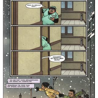Locke und Key IV Schluessel zum Koenigreich 2 von Joe Hill, Gabriel Rodriguez