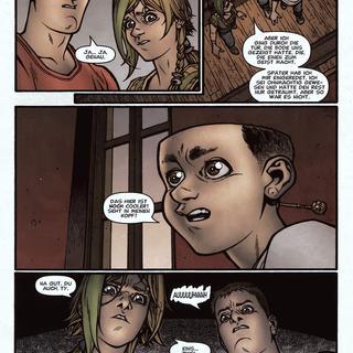 Locke und Key II Psychospiele 2 von Joe Hill, Gabriel Rodriguez