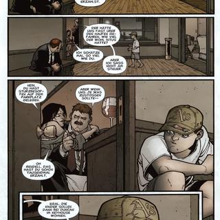 Locke und Key I Willkommen in Lovecraft 1 von Joe Hill, Gabriel Rodriguez