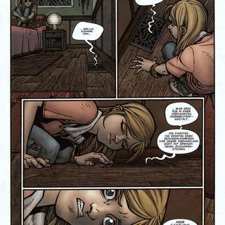 Locke und Key I Willkommen in Lovecraft 3 von Joe Hill, Gabriel Rodriguez