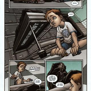 Locke und Key I Willkommen in Lovecraft 4 von Joe Hill, Gabriel Rodriguez