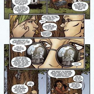 Locke und Key III Die Schattenkrone 2 von Joe Hill, Gabriel Rodriguez
