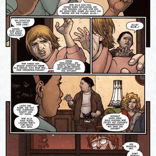 Locke und Key V Uhrwerke 5 von Joe Hill, Gabriel Rodriguez