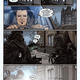 Locke und Key III Die Schattenkrone 4 von Joe Hill, Gabriel Rodriguez