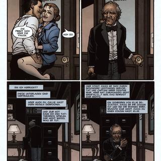 Locke und Key II Psychospiele 1 von Joe Hill, Gabriel Rodriguez