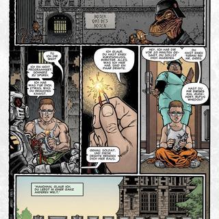 Locke und Key VI Alpha und Omega 2 von Joe Hill, Gabriel Rodriguez