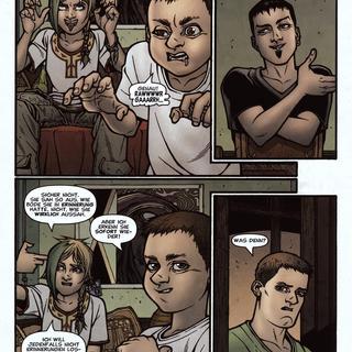 Locke und Key II Psychospiele 3 von Joe Hill, Gabriel Rodriguez