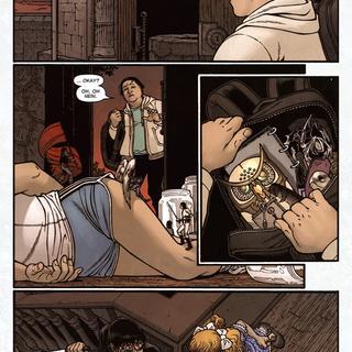 Locke und Key V Uhrwerke 6 von Joe Hill, Gabriel Rodriguez
