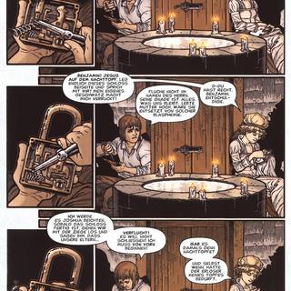Locke und Key V Uhrwerke 1 von Joe Hill, Gabriel Rodriguez