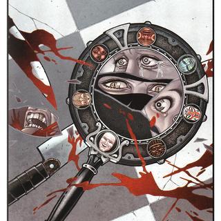 Locke und Key IV Schluessel zum Koenigreich 1 von Joe Hill, Gabriel Rodriguez
