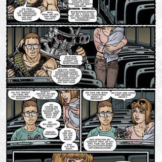 Locke und Key VI Alpha und Omega 4 von Joe Hill, Gabriel Rodriguez