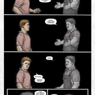 Locke und Key VI Alpha und Omega 5 von Joe Hill, Gabriel Rodriguez