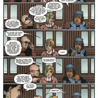 Locke und Key IV Schluessel zum Koenigreich 3 von Joe Hill, Gabriel Rodriguez