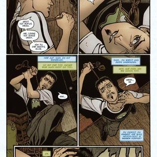Locke und Key III Die Schattenkrone 1 von Joe Hill, Gabriel Rodriguez