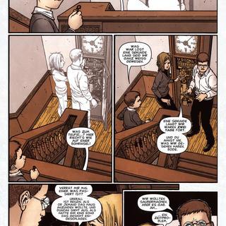 Locke und Key V Uhrwerke 3 von Joe Hill, Gabriel Rodriguez