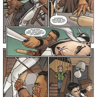 Locke und Key IV Schluessel zum Koenigreich 5 von Joe Hill, Gabriel Rodriguez