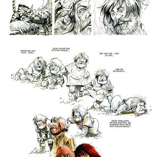 Jenseits des Steins 2 Drehadaxa von Ken Broeders