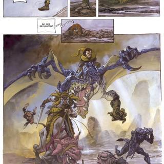 Jenseits des Steins 4 Der Drachenmeister von Ken Broeders